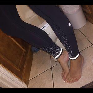 EUC Lulu Sz 4 Tight Stuff Leggings